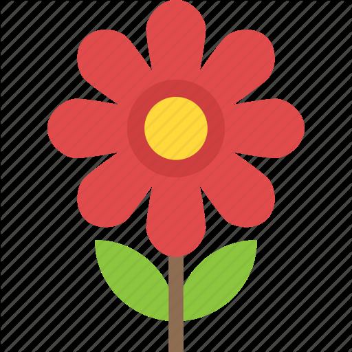 Generic Flower, Magnolia, Nature Beauty, Seasonal Blossom Icon
