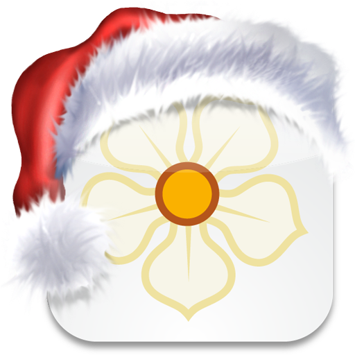 Magnolia, Santa Claus Hat, Christmas Icon Free Of Christmas Social