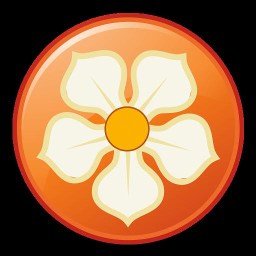 Magnolia, Social, Social Network Icon