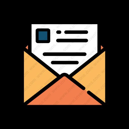 Download Mail Icon Inventicons