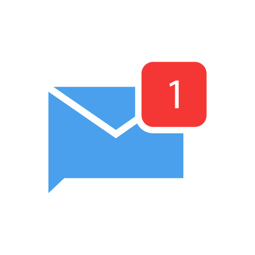 Message Inbox Comments One Icon Logo Image