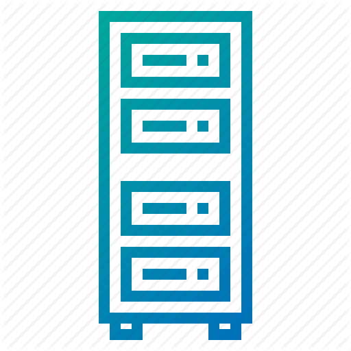 Computer, Mainframe, Server Icon
