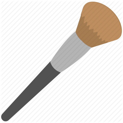 Beauty Tool, Foundation Brush, Kabuki Brush, Makeup Brush, Salon