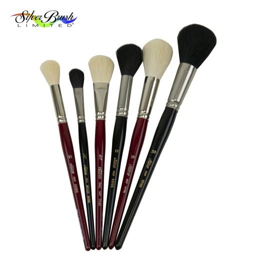 Silver Brush Silver Mop Brush Sets