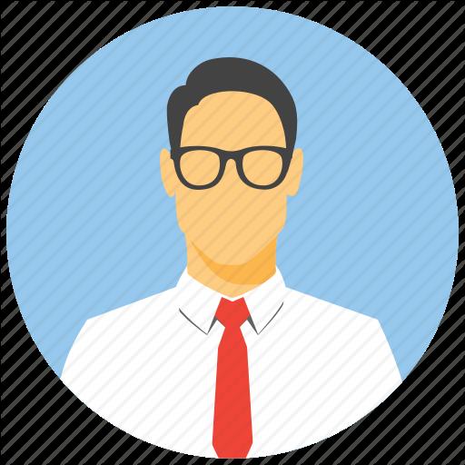 Avatar, Businessman, Circle, Human, Male, Person, User Icon