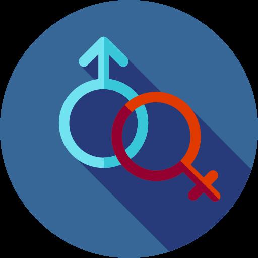 Man, Male, Female, Femenine, Shapes And Symbols, Woman, Girl