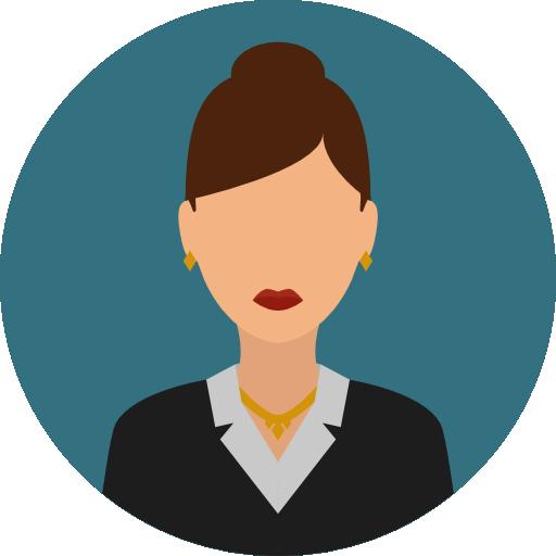 Businesswoman, People, Businessman, Arrows, Man, Relations, Woman Icon