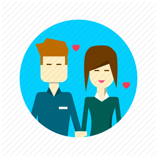 Couple, Dating, Emotion, Love, Man, Relationship, Woman Icon