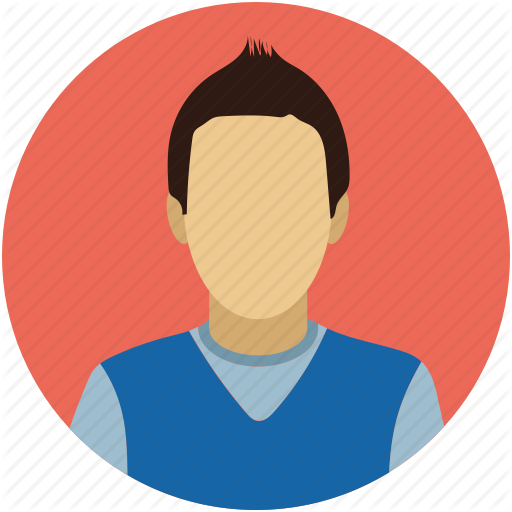 Avatar Boy, Beautiful Man, Boy, Courier, Delivery, Delivery Man Icon