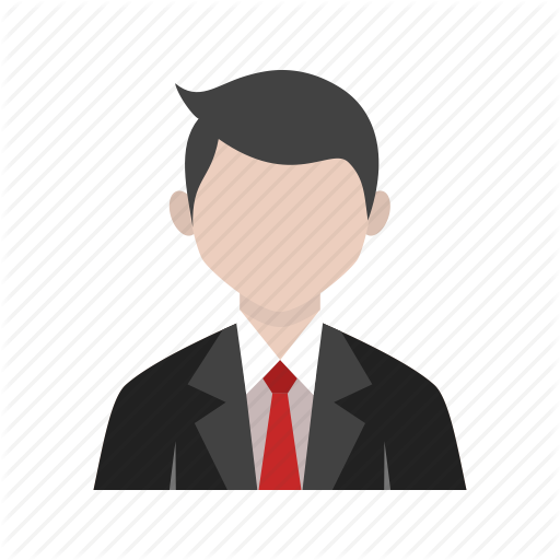 Business Man, Client, Corporate, Guy, Man, Person, Suited Icon