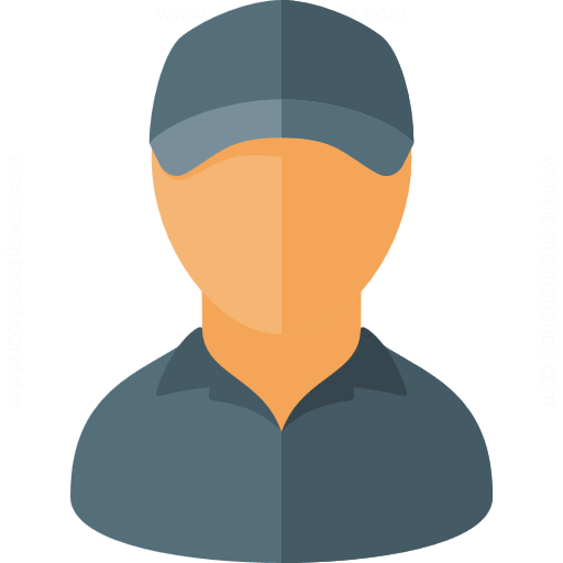 Iconexperience G Collection Delivery Man Icon