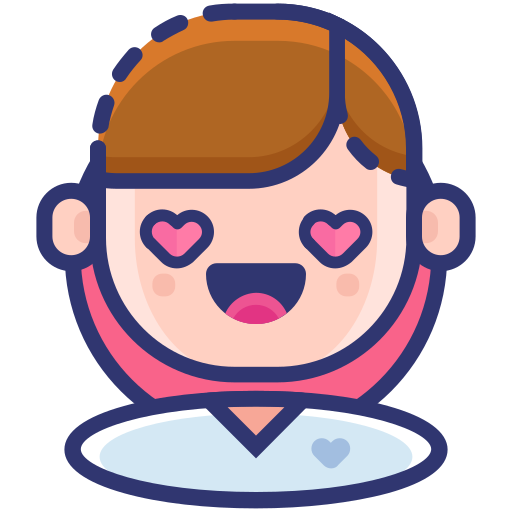 Crazy, Love, Man Icon Free Of Sugar Sweet Valentine's Day Icons