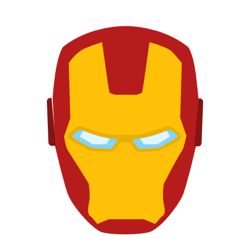 Iron, Man Icon Free Of Cinema Icons