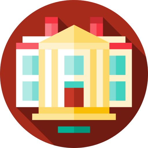 Real Estate Mansion Png Icon