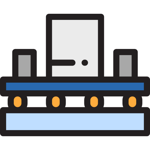 Conveyor Factory Png Icon
