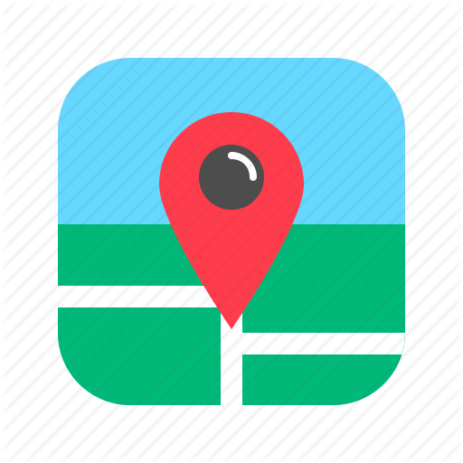 Address, App, Application, Gps, Location, Map, Mobile Icon