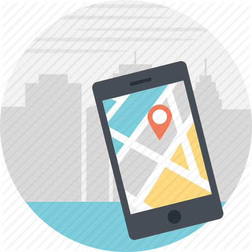City Guide, City Map, Gps, Location Tracker, Mobile App, Navigator