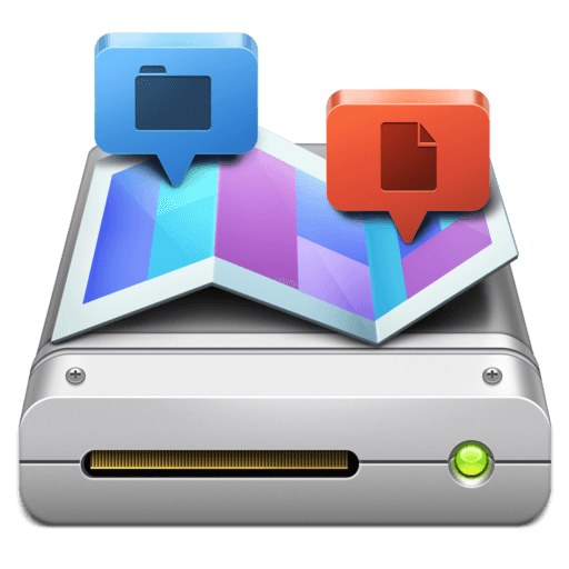 Disk Map Macos Icon Gallery