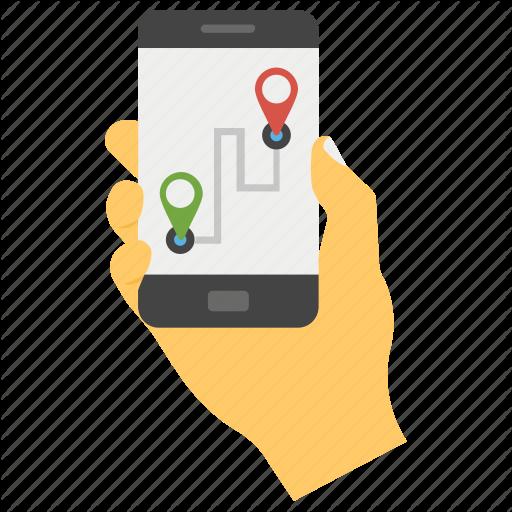 Google Maps, Map Application, Mobile App, Mobile Maps, Mobile