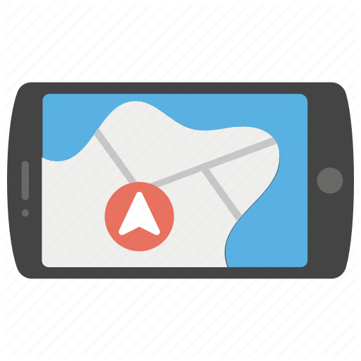 Google Maps, Mobile App, Mobile Maps, Mobile Navigation, Phone Map