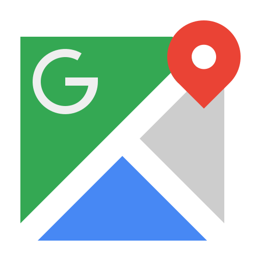 Google, Maps, Gps, Navigation, Traffice, Direction Icon Free