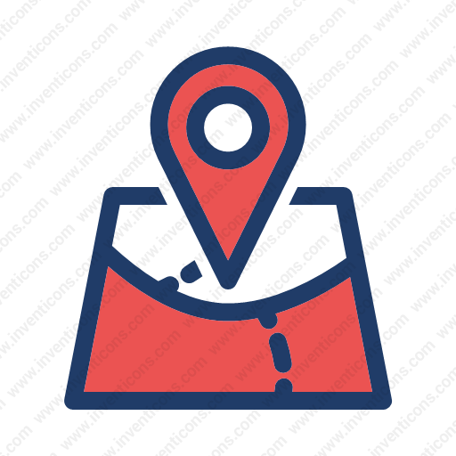 Download Location,map Icon Inventicons