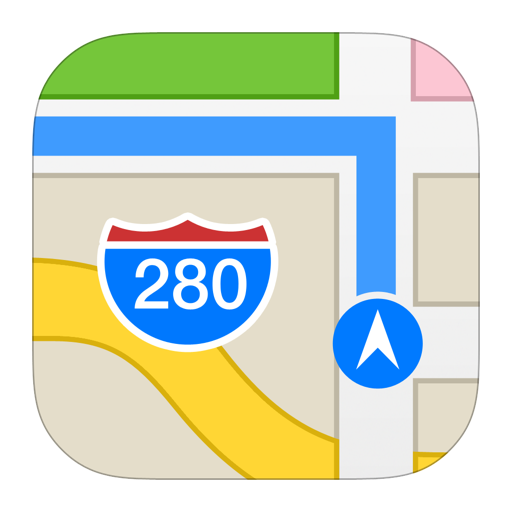 Maps Icon Iconshow