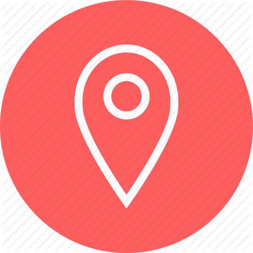 Circle, Gps, Location, Map Icon