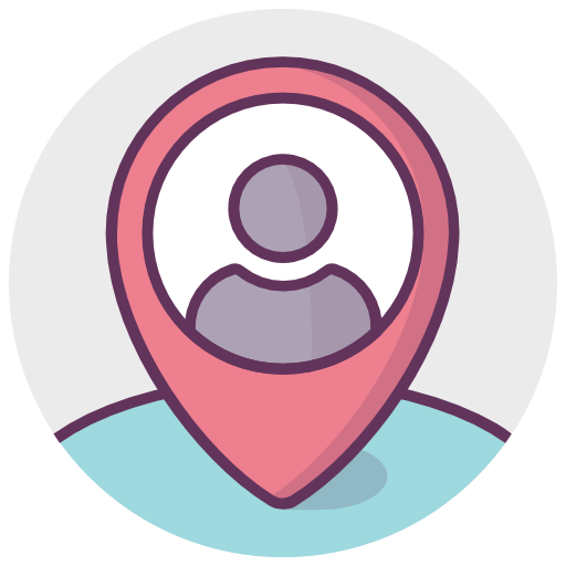 Location, Person, Pointer, Map Icon Free Of Location Icons