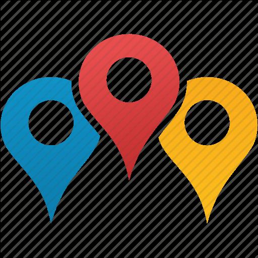 Clip Art Google Maps Location Icon