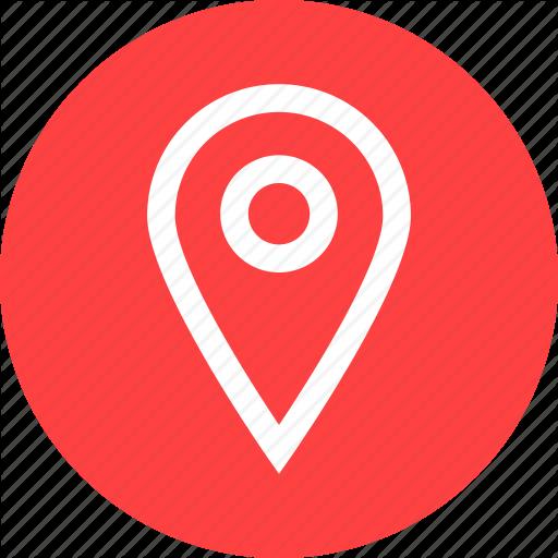Address, Circle, Gps, Local, Location, Map, Marker Icon
