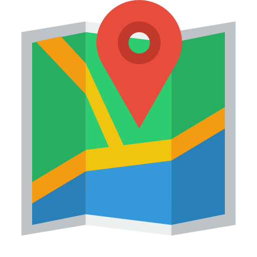 Map Map Marker Icon Small Flat Iconset Paomedia