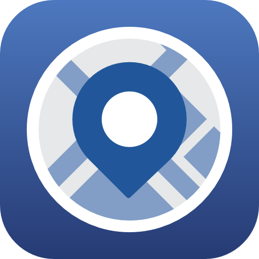 Facebook, Ads, Marketing, Location, Map, Marker Icon Free