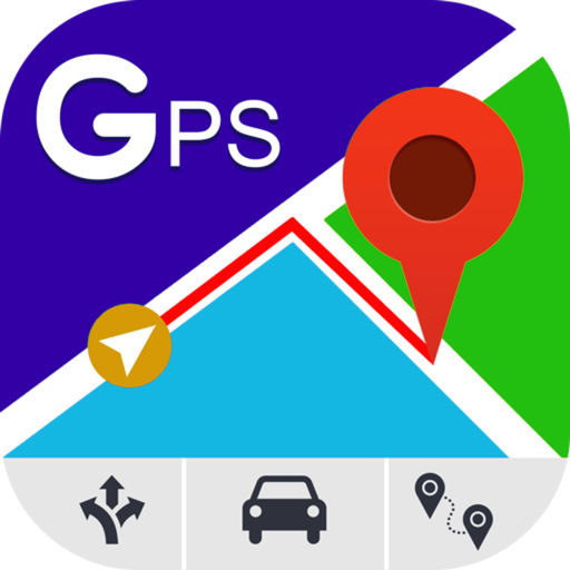 Location Gps Maps Save Places