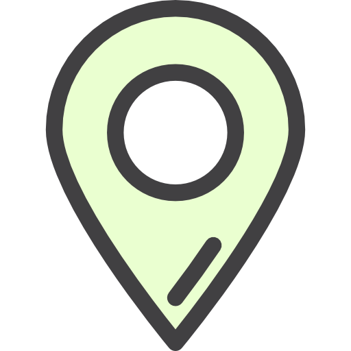 Map Pointer, Map Location, Maps And Location Icon