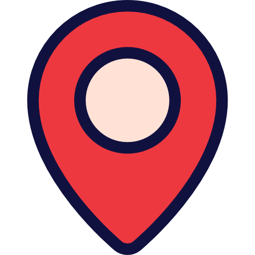 Pin, Placeholder, Map Pointer Icon