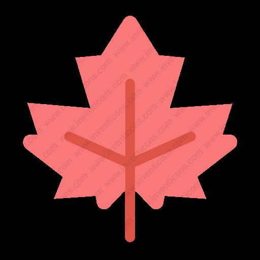 Download Leafgrapemaple,maple,leaf Icon Inventicons