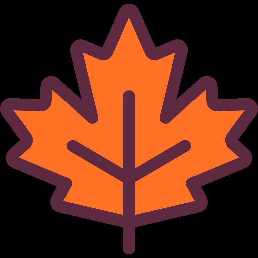 Maple Leaf, Botanical, Plant, Leaf, Nature, Garden Icon