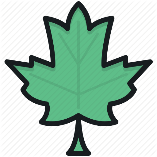 Autumn, Fall, Leaf, Maple Leaf, Tree Leaf Icon