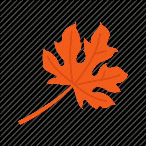Fall, Harvest, Leaf, Maple Leaf Icon