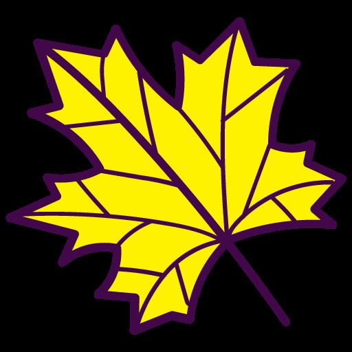 Maple, Leaf Icon Free Of Autumn Hand Drawn