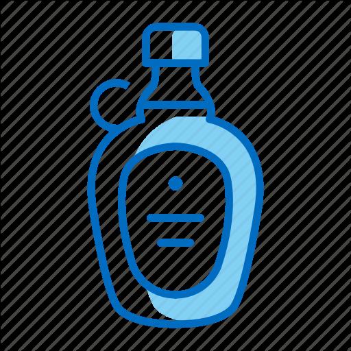 Bottle, Breakfast, Maple, Syrup Icon