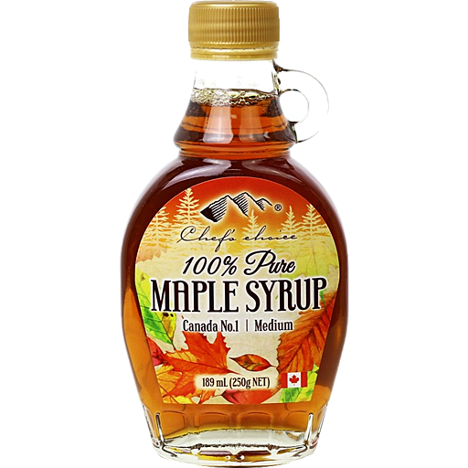 Chef's Choice Pure Maple Syrup