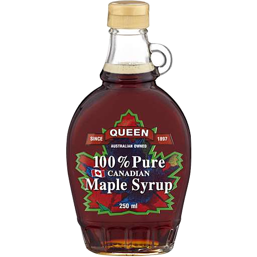 Queen Pure Maple Syrup