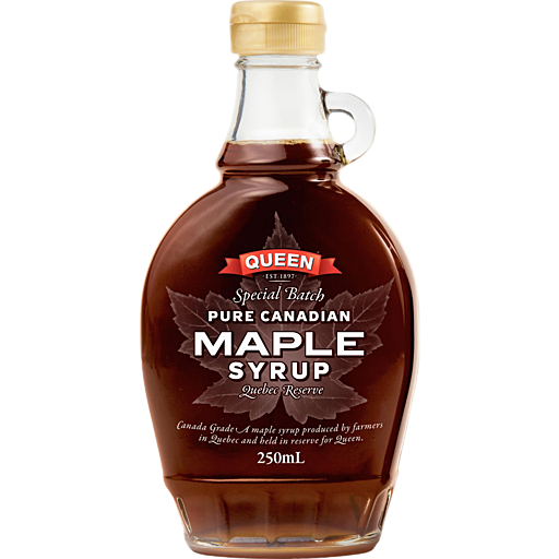 Queen Syrup Maple Pure Canadian