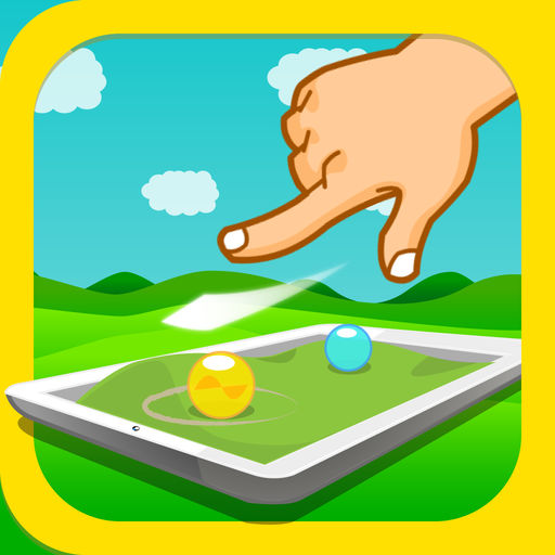 Goldenguli Hit The Marble Out For Ipad
