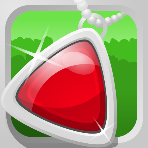 The Very First Mystic Marbles Icon With Big Red Marble