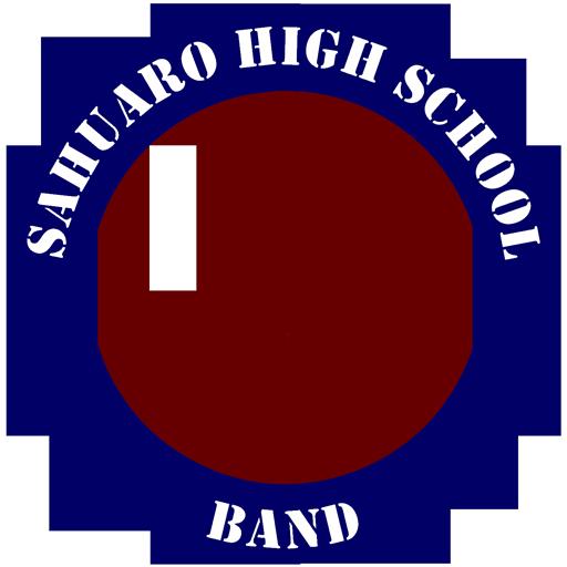 Sahuaro Band Blue Red Icon Sahuaro Band
