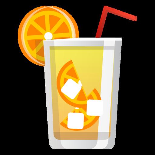 Screwdriver Cocktail Icon