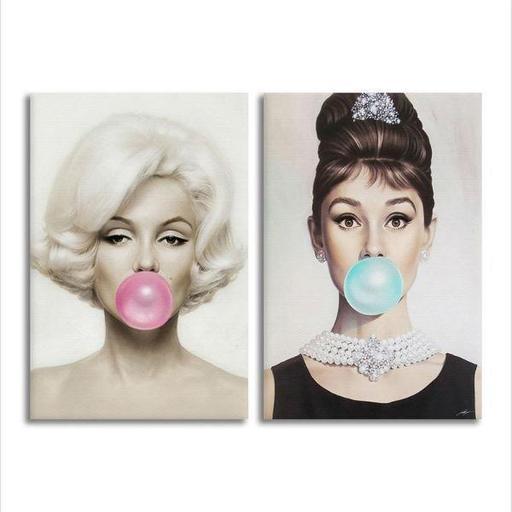 Marilyn Monroe Canvas Wall Art Buy Famous Celebrity Canvas Print
